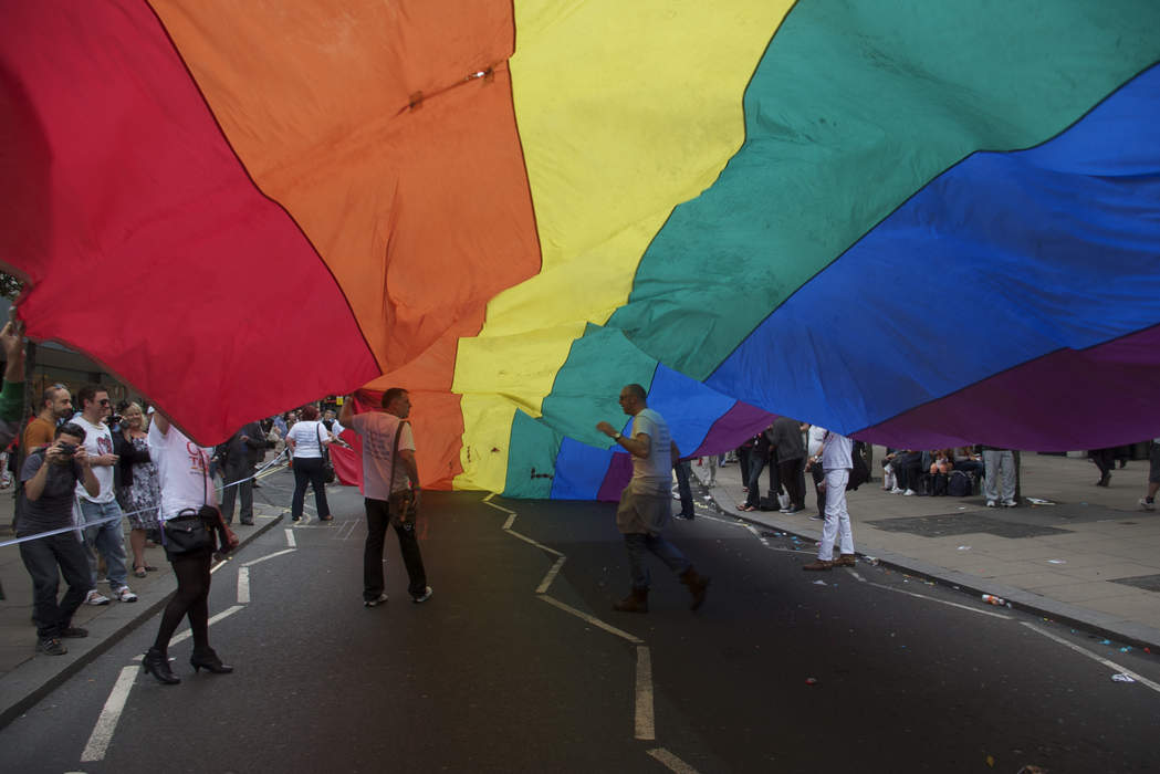 World Pride parade preempted by anti-corporate dissidents