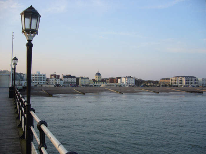 Worthing pier: People vomiting with sore eyes after 'hazardous incident'