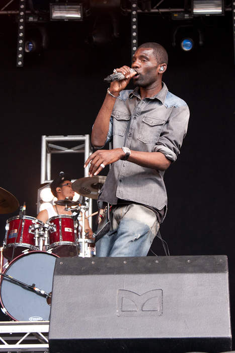 Wretch 32: Tasering of rapper's dad to be assessed by IOPC