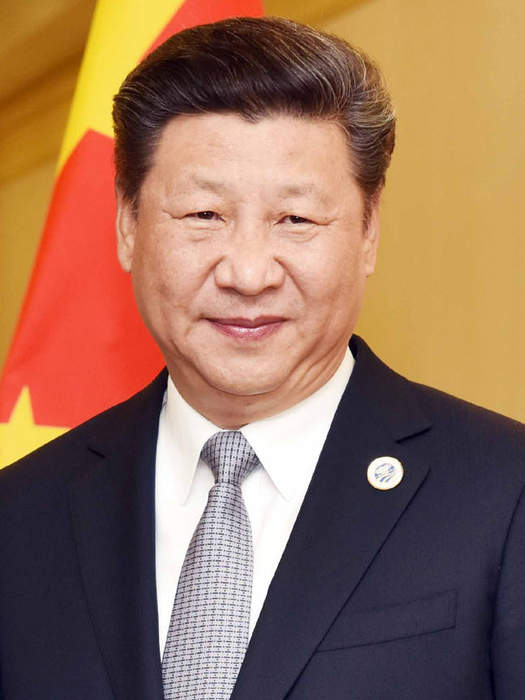 Chinese President Xi Jinping warns against 'new Cold War' in Davos speech