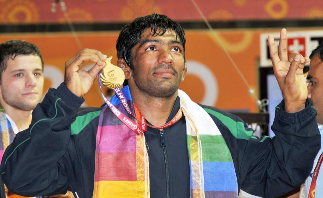 Former Indian hockey captain Sandeep Singh, Olympic medallist Yogeshwar Dutt join BJP