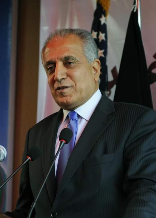 United States' Khalilzad to meet Taliban in Qatar, visit India, Pakistan