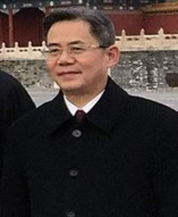 China's ambassador banned from entering British Parliament
