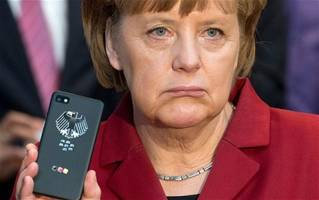 Germany launches criminal investigation of alleged US surveillance of Merkel's phone