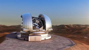 Mountain blasted to make room for world's largest telescope
