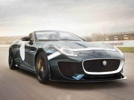 F-Type Project 7 goes into production as the most powerful production Jaguar ever built
