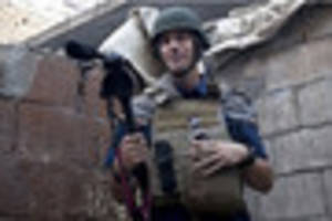 totnes photographer pays tribute to murdered friend james foley