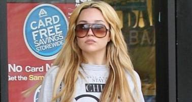 amanda bynes arrested for dui, is in serious trouble with drugs again