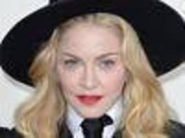 madonna on reporting rape: 'it's just not worth it'