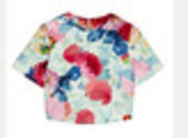 On The Plus Side Floral Prints Make For A Bloomin Lovely