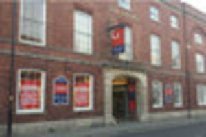 grantham's george shopping centre to be sold