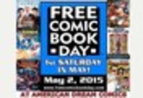 free comics being given away by american dream comics for free...