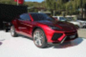 italy may offer incentives for lamborghini suv production