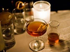 a brief history of the 'original american whiskey' and the cocktail that brought it back from the dead