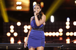 Koryn Hawthorne After 'The Voice': 'This Has Been An Amazing Journey'