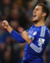 Eden Hazard desperate to prove he is one of the very best by winning the Champions League