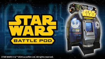 $100k Gets You This Special Star Wars Arcade Machine, Exclusive Carpeting