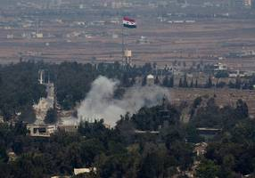 Two wounded from Syria war cross into Israel to be treated in hospital