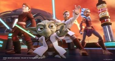 Star Wars: Twilight of the Republic for Disney Infinity 3.0 Images Show Exploration and Combat