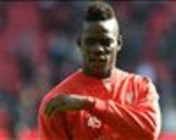 Balotelli will definitely stay at Liverpool, says agent