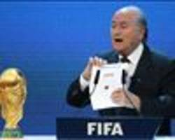 2018 and 2022 World Cup finals under corruption investigation