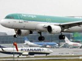 Ireland to sell stake in Aer Lingus to British Airways owner IAG