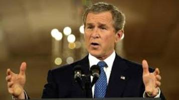 White House Blames George W. Bush for ISIS