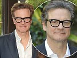 Looks like you've changed the locks, Mr Firth!