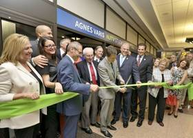 New Jersey Public Television Inaugurates New Agnes Varis NJTV Studio In Newark With Ribbon-Cutting Ceremony