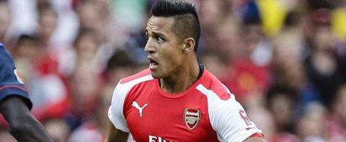 Alexis Sanchez is a 'fighter' who is liked by everybody – Arsenal boss Wenger
