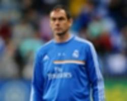 Clement bids farewell to Real Madrid