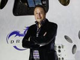 Move over Google: Elon Musk wants to build a ROLLERCOASTER at SpaceX and Tesla factories for employees to get around