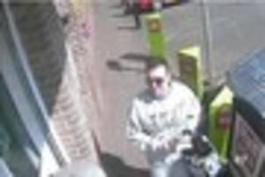 Who is tracksuit-wearing Champagne drinker who had the bottle to...