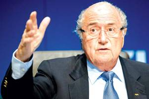 FIFA faces more bad news, warns President Sepp Blatter