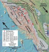 Earthquake, Tsunami Hazards Lurk Offshore Southern California