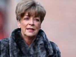 Goodbye, Deirdre: Friends, family and five decades of Coronation Street co-stars turn out to pay tribute to Anne Kirkbride