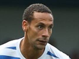 Rio Ferdinand announces his retirement from football following a hugely successful career with Manchester United and England