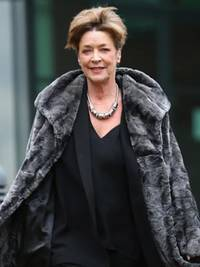 Coronation Street stars and fans unite to say a final farewell to Anne Kirkbride at Manchester memorial service