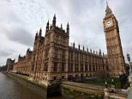 The ghost army of the House of Commons: More than 350 former MPs still have passes to the Palace of Westminster