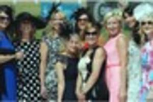 Glitz and glamour of Ladies' Day at Chelmsford City Racecourse