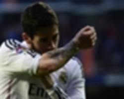 Isco and Oscar would be perfect Juventus 'wildcards' - Allegri