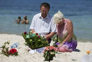 tunisia makes first beach attack arrests as uk urges fightback