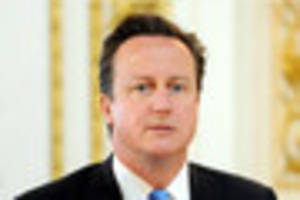 Prime Minster David Cameron tells House of Commons that Carly...