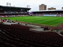 West Ham's Europa League opener against FC Lusitans at Upton Park is sold out as Slaven Bilic prepares for first game