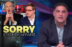 'Pathetic': Cenk Uygur Slams MSNBC 'Cowards' After Hayes Apologizes to O'Reilly
