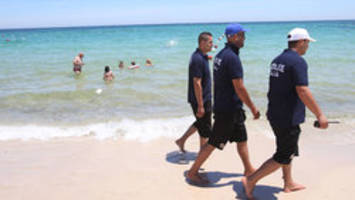 Tunisia beach gunman trained in Libya with museum attackers: Official