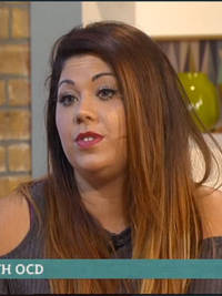 This Morning: Hayley Leitch admits she 'wanted to die' because OCD drove her to wash hands in bleach