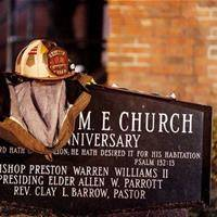 20 Years After KKK Torched It, SC Black Church Burns Again