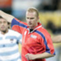 Barnes to referee All Blacks Rugby World Cup opener