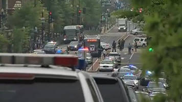 Official: No evidence of shooting, no arrests at Washington Navy Yard